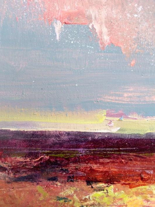 Late Summer 1 | Pintura de Magdalena Morey | Compra arte en Flecha.es