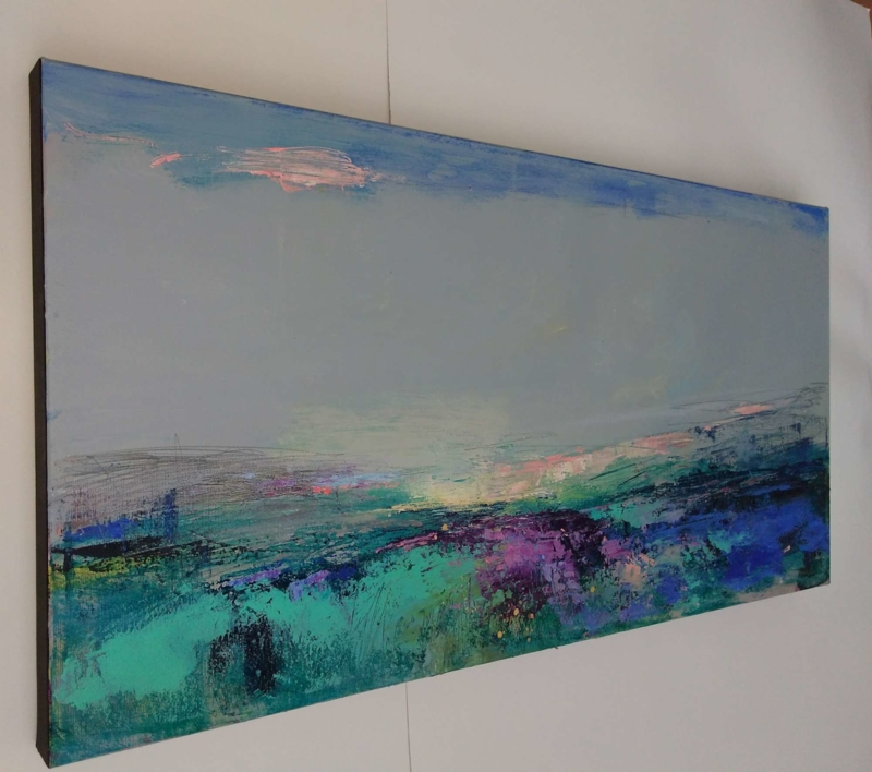 Late Summer 2 | Pintura de Magdalena Morey | Compra arte en Flecha.es