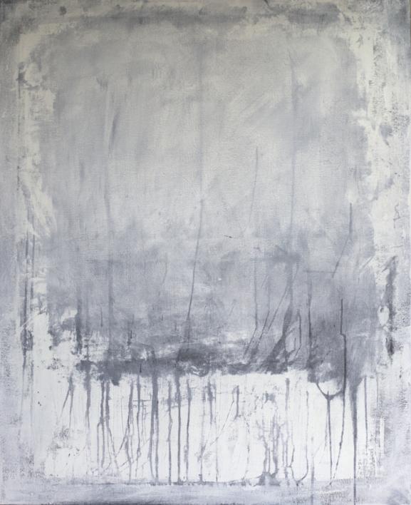 Humidity behind the glass |Pintura de Lucia Garcia Corrales | Compra arte en Flecha.es