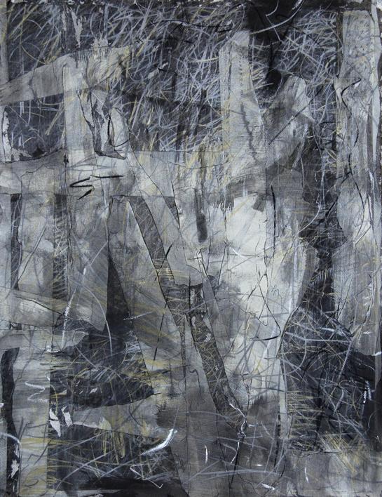 Our times I |Collage de Claudio Palazzo | Compra arte en Flecha.es
