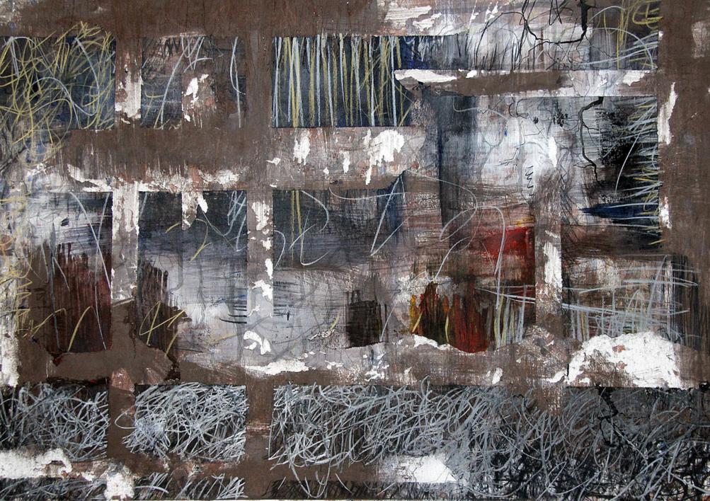Our times VII |Pintura de Claudio Palazzo | Compra arte en Flecha.es