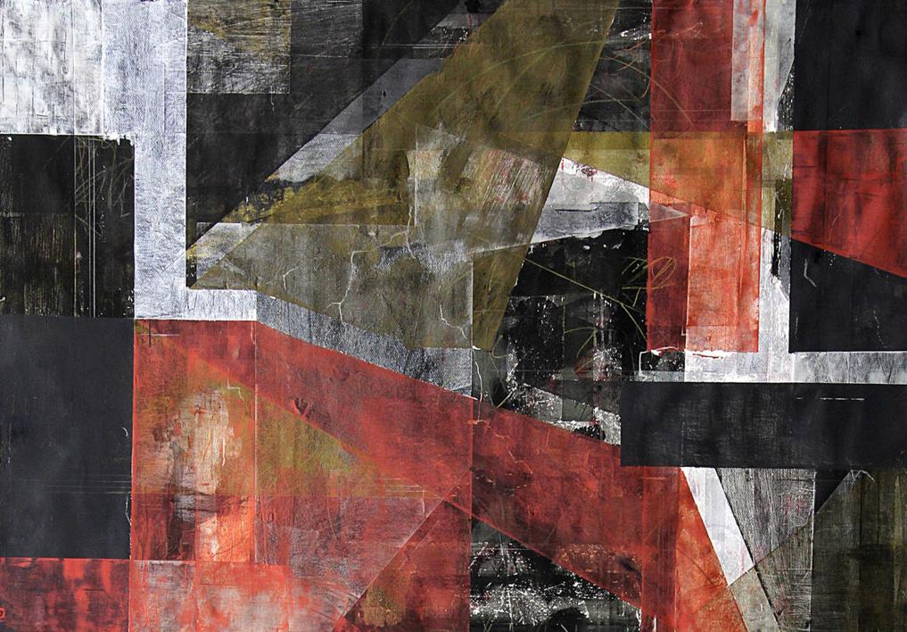 Nuestro II |Pintura de Claudio Palazzo | Compra arte en Flecha.es
