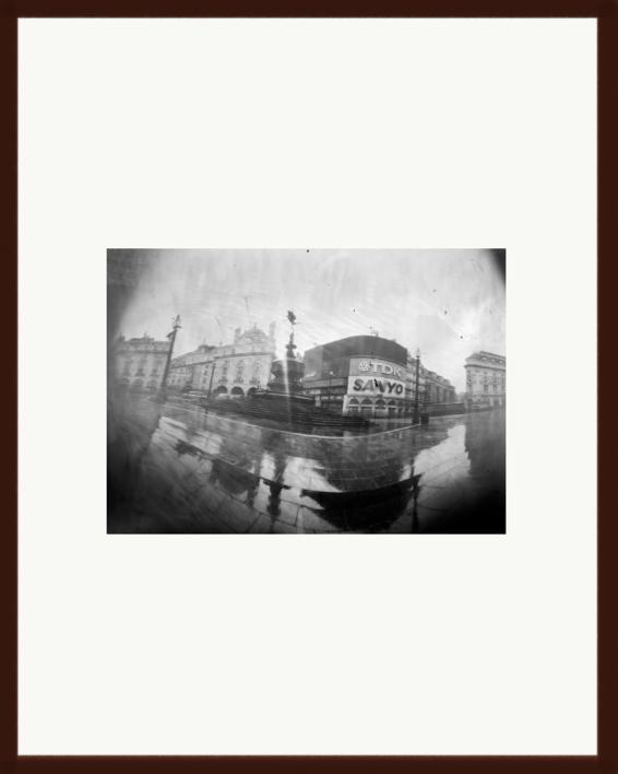 Picadilly Circus. Londres |Fotografía de Fotolateras | Compra arte en Flecha.es