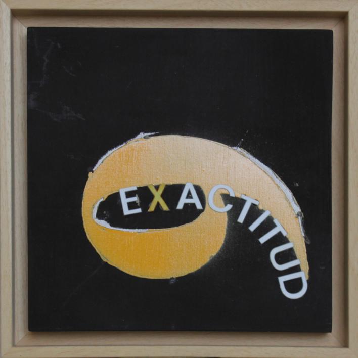 Exactitud |Collage de Antonio  Vázquez | Compra arte en Flecha.es