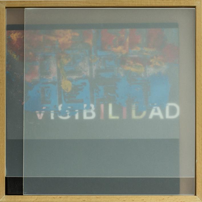 Visibilidad |Collage de Antonio  Vázquez | Compra arte en Flecha.es