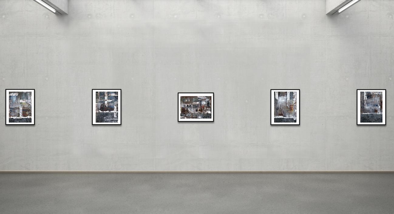 Our times VII | Pintura de Claudio Palazzo | Compra arte en Flecha.es