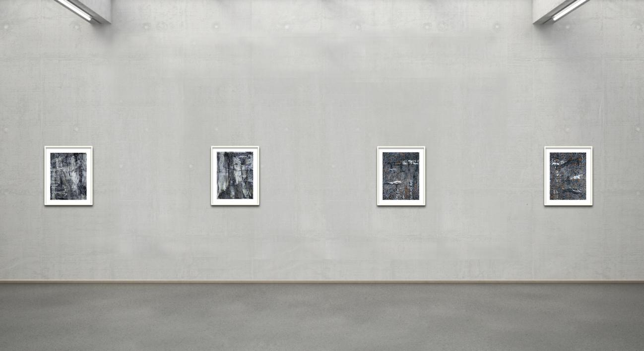 Nuestros tiempos II | Dibujo de Claudio Palazzo | Compra arte en Flecha.es