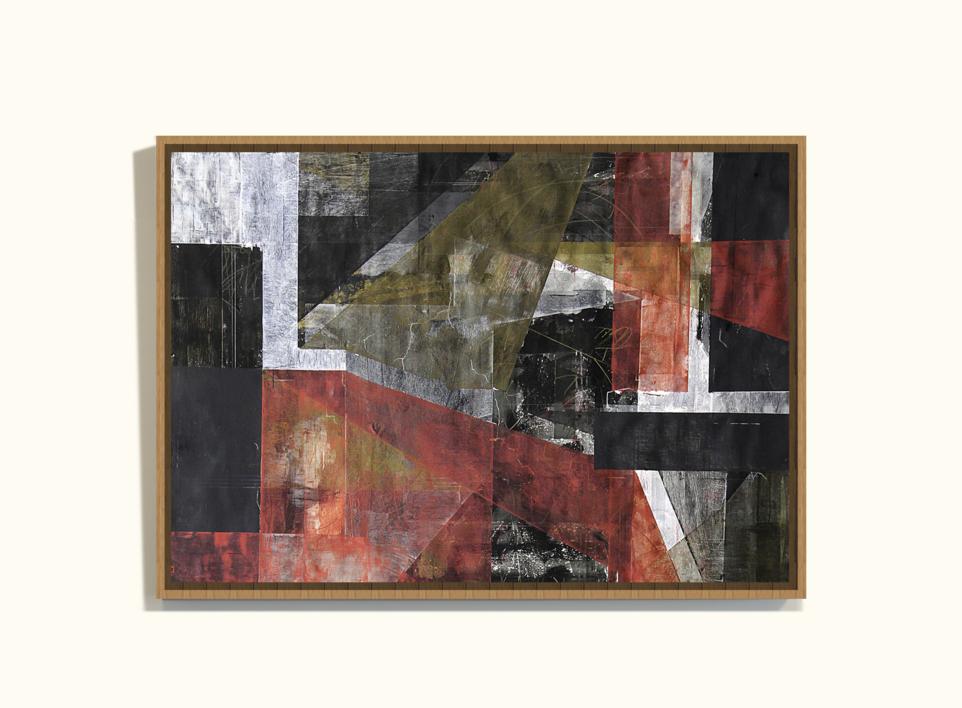 Nuestro II   Pintura de Claudio Palazzo   Compra arte en Flecha.es