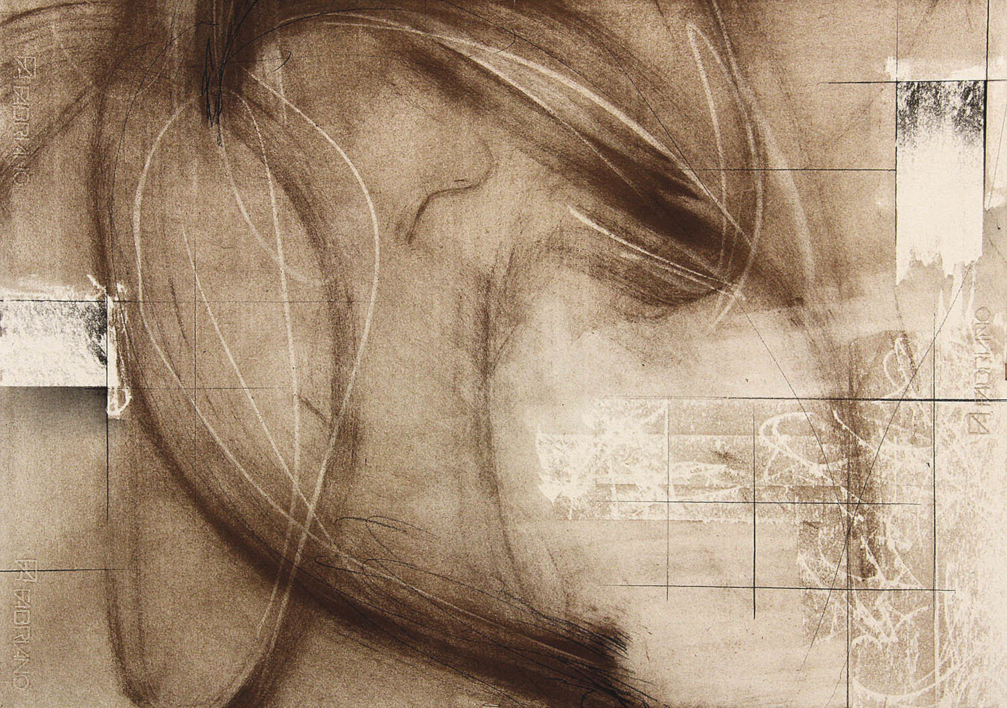 Cave IV |Dibujo de Claudio Palazzo | Compra arte en Flecha.es