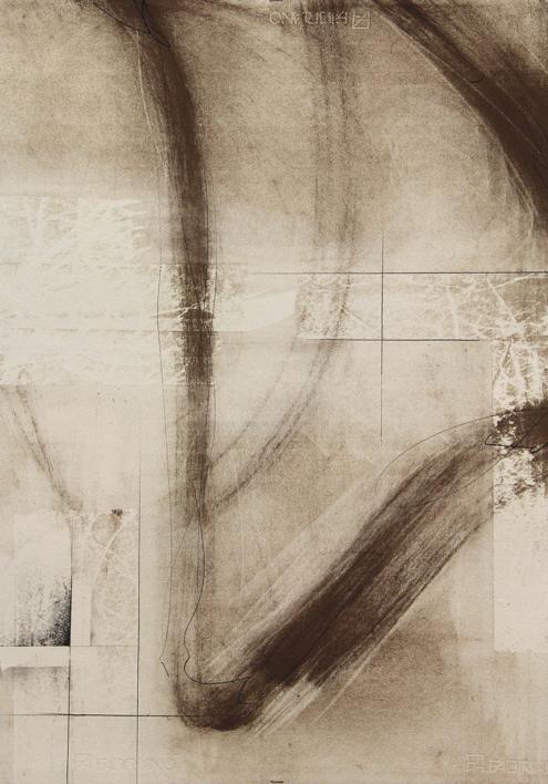 Cave I |Dibujo de Claudio Palazzo | Compra arte en Flecha.es