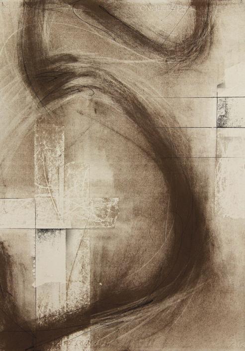 Cave III |Dibujo de Claudio Palazzo | Compra arte en Flecha.es