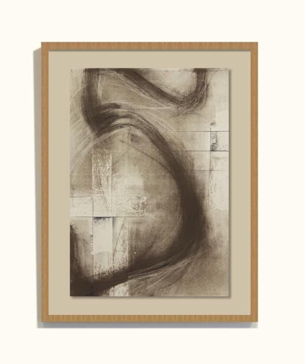 Cave III | Dibujo de Claudio Palazzo | Compra arte en Flecha.es