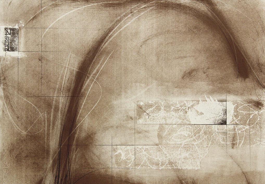 Cave II |Dibujo de Claudio Palazzo | Compra arte en Flecha.es