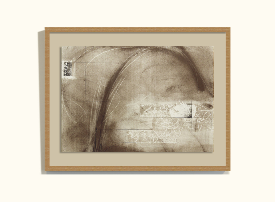 Cave II | Dibujo de Claudio Palazzo | Compra arte en Flecha.es