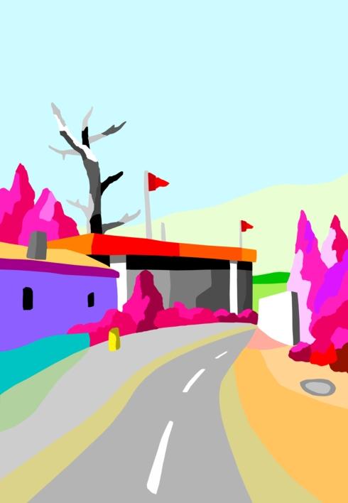 El pabellón |Digital de ALEJOS | Compra arte en Flecha.es