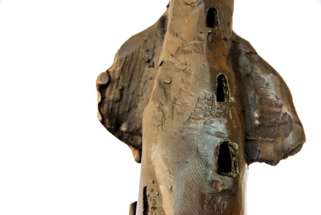Ciudades inventadas nº17 | Escultura de Desire Tomás | Compra arte en Flecha.es