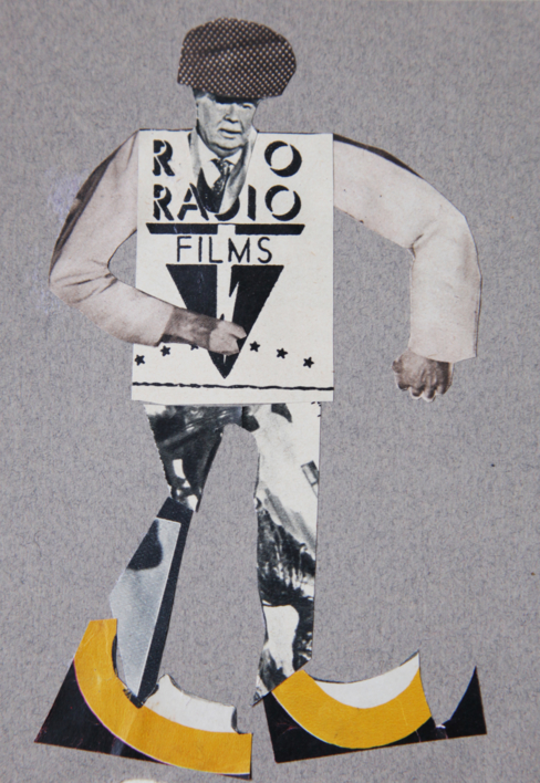 NOT DONALDO |Collage de SINO | Compra arte en Flecha.es