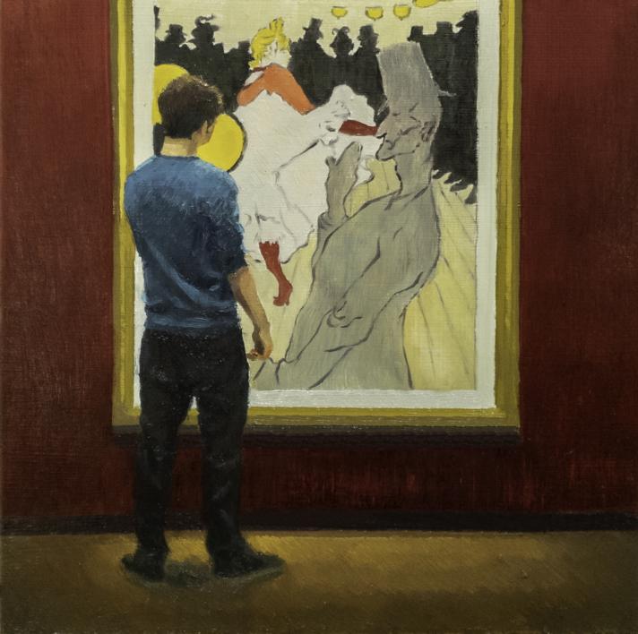 Arte II |Pintura de Orrite | Compra arte en Flecha.es