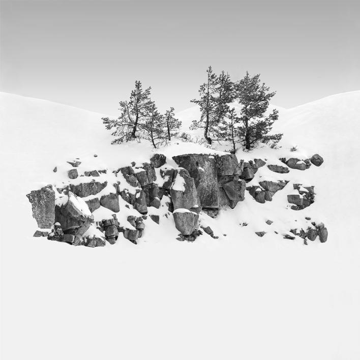 Snowscape 23 |Fotografía de Andy Sotiriou | Compra arte en Flecha.es