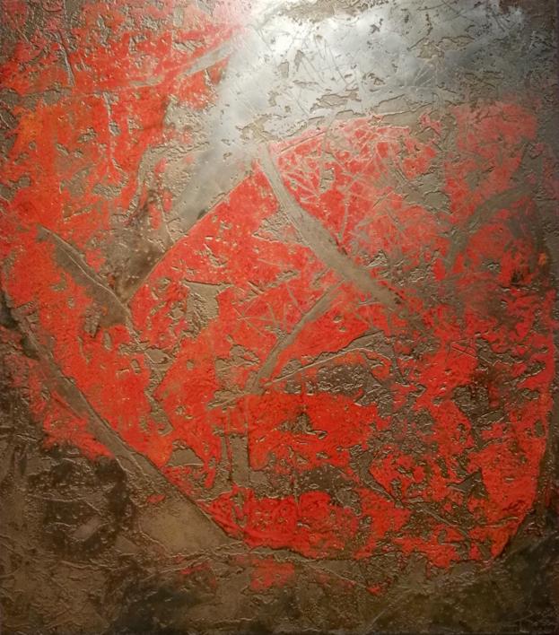 Empremta I |Escultura de Clara Rossy | Compra arte en Flecha.es