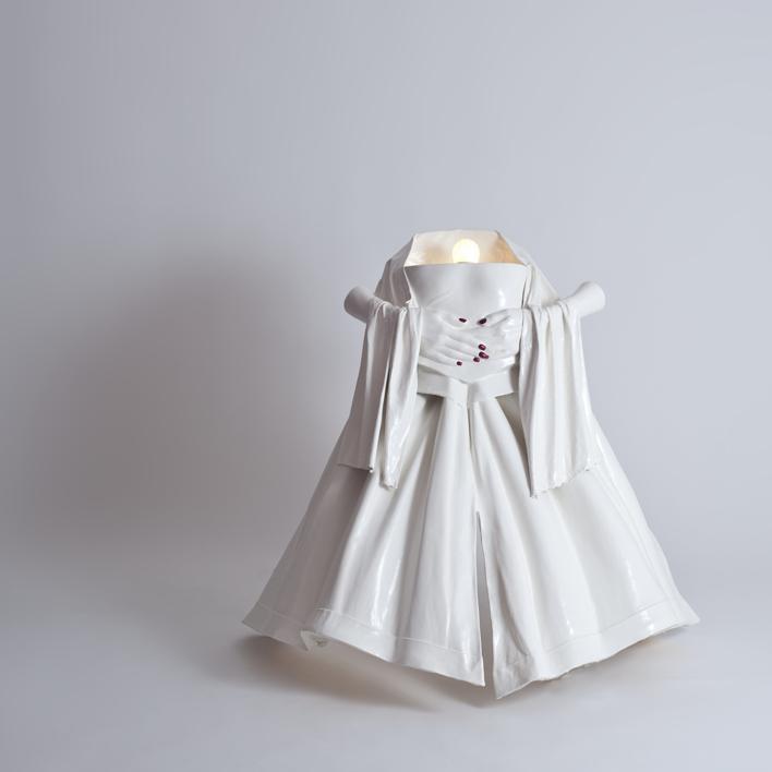 Luz |Escultura de Patricia Glauser | Compra arte en Flecha.es