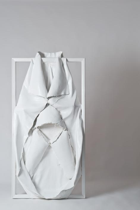 Uter-us |Escultura de Patricia Glauser | Compra arte en Flecha.es