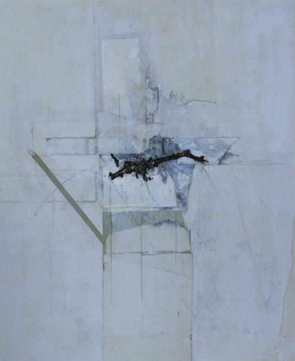 El mito de Mu. |Collage de Alejandro Jaqs | Compra arte en Flecha.es