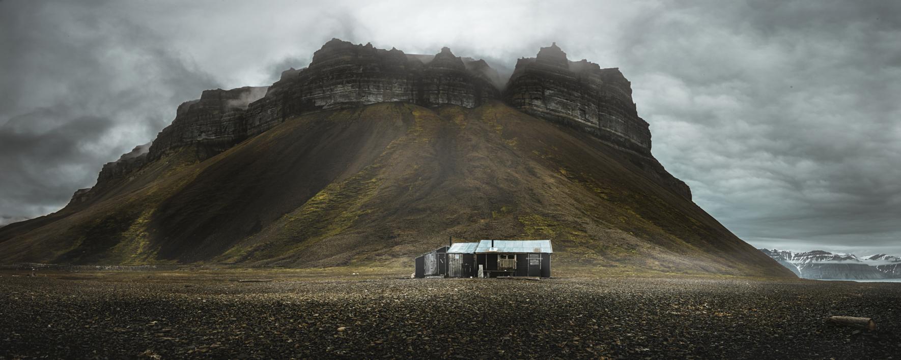 Magdalenefjord |Fotografía de Roberto Iván Cano | Compra arte en Flecha.es