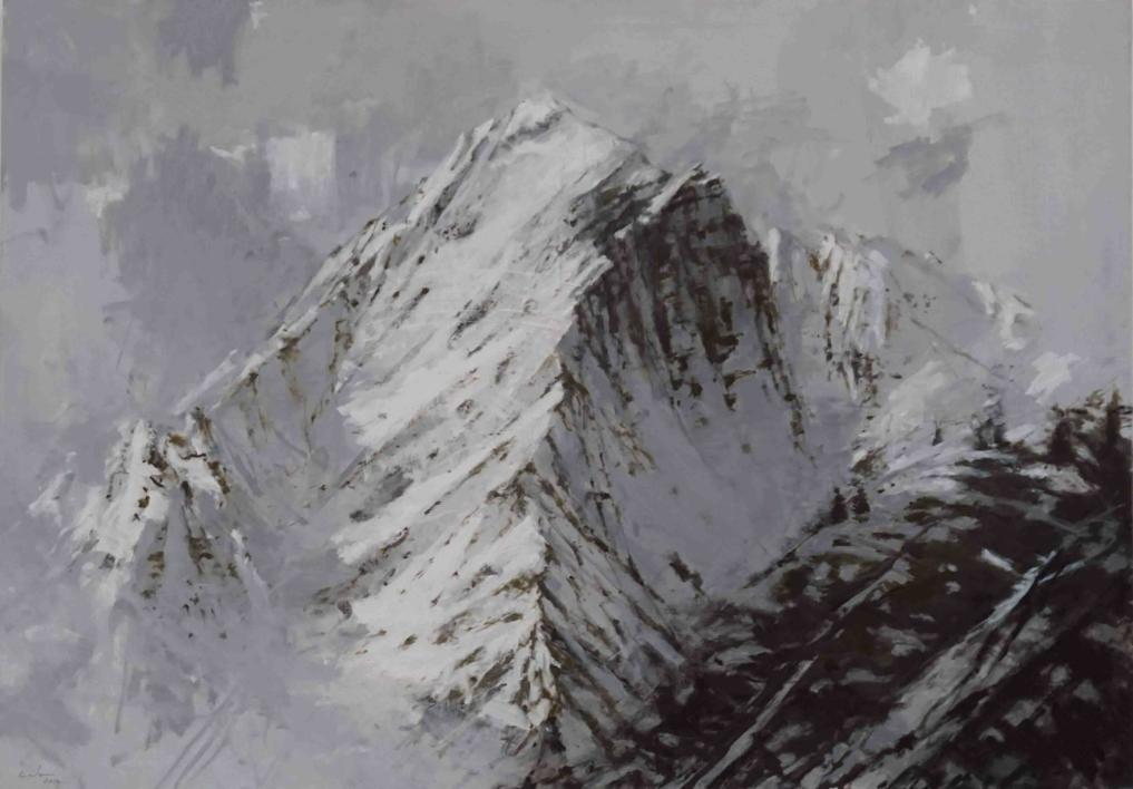 Astun N1 |Pintura de Calo Carratalá | Compra arte en Flecha.es