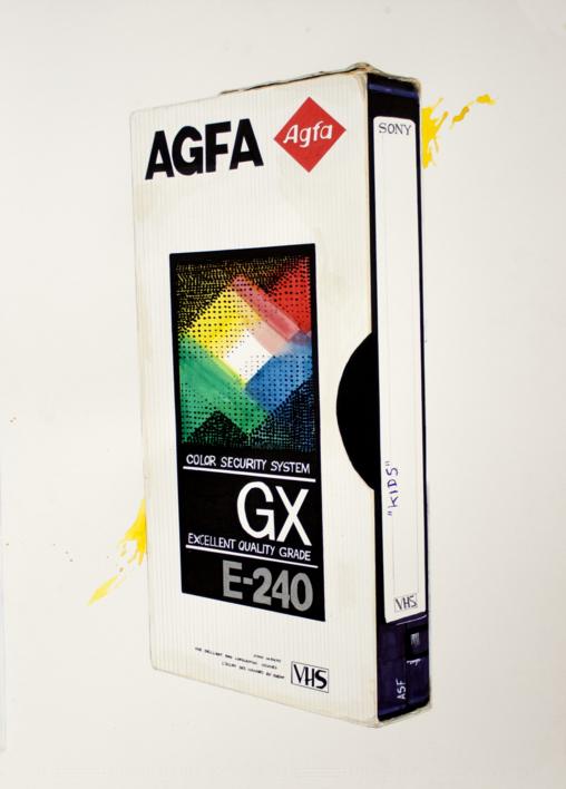 AGFA |Dibujo de Alejandra de la Torre | Compra arte en Flecha.es