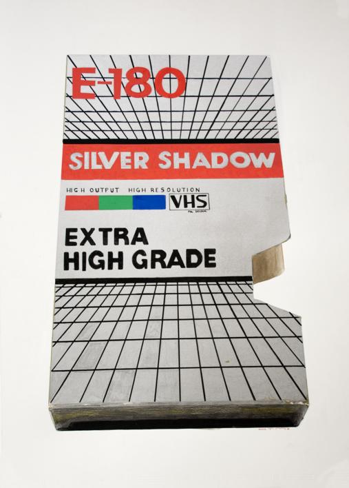 Silver Shadow  Dibujo de Alejandra de la Torre   Compra arte en Flecha.es
