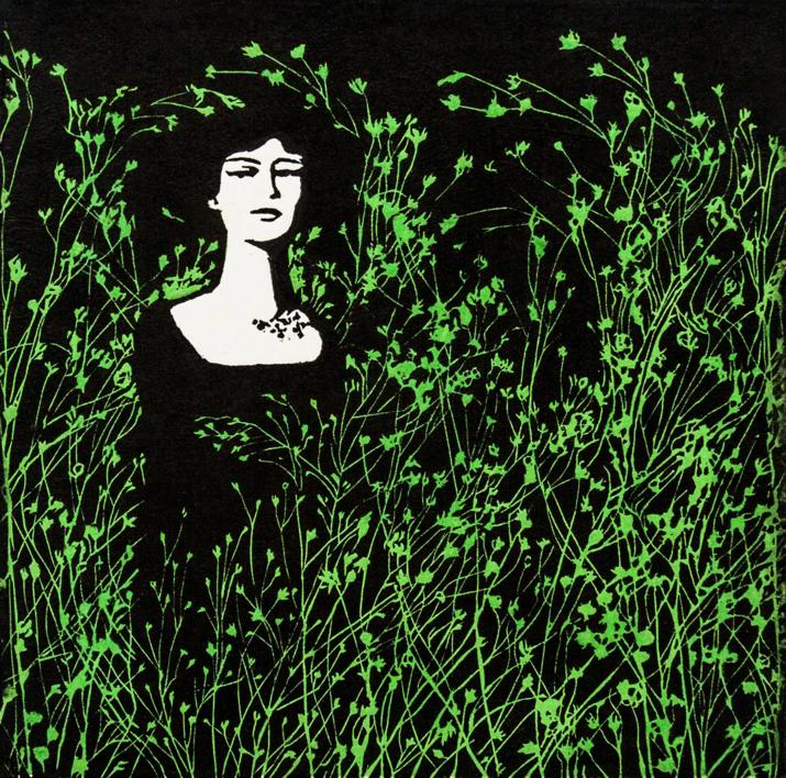 Lilith |Collage de Alicia Calbet | Compra arte en Flecha.es