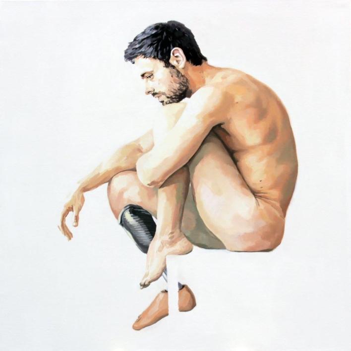 Limb of Theseus II |Pintura de Pablo Mercado | Compra arte en Flecha.es