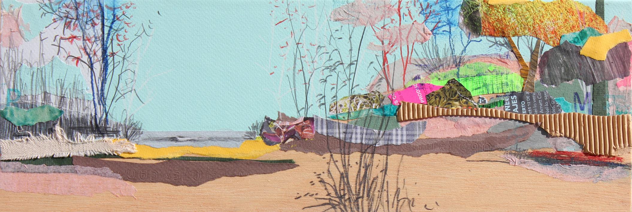 Selva  Dibujo de Eduardo Query   Compra arte en Flecha.es