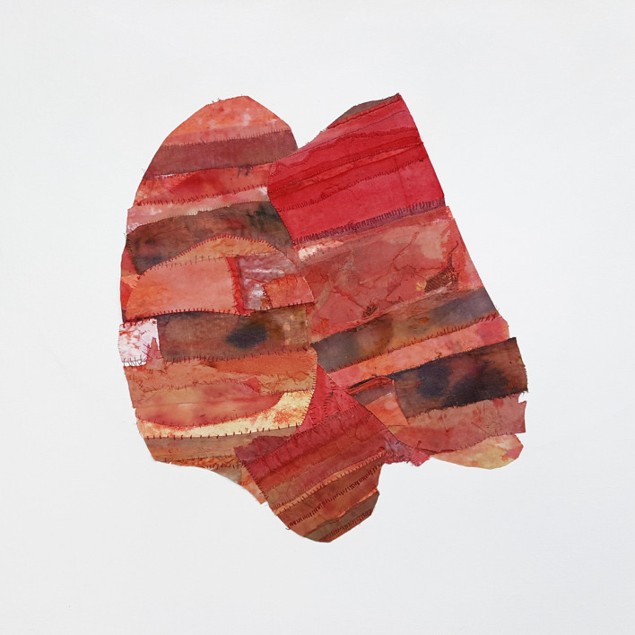 Shielding |Collage de Barbara Long | Compra arte en Flecha.es