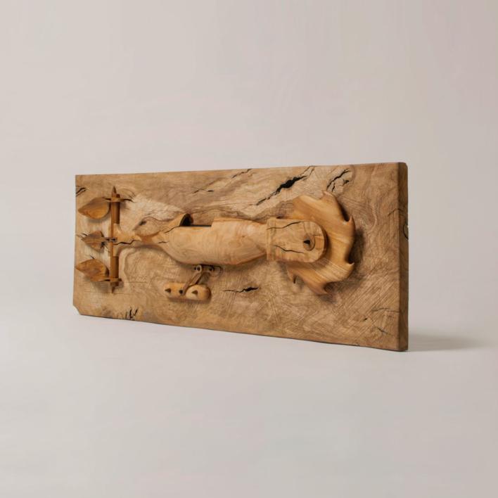 Abisal |Escultura de Jose Juan Botella | Compra arte en Flecha.es