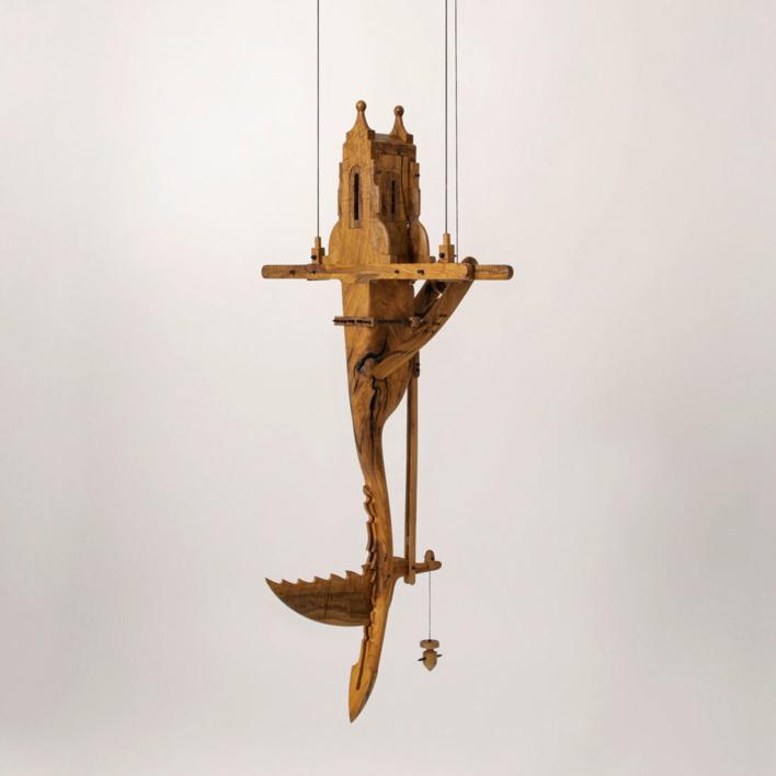 Artefacto móvil |Escultura de Jose Juan Botella | Compra arte en Flecha.es
