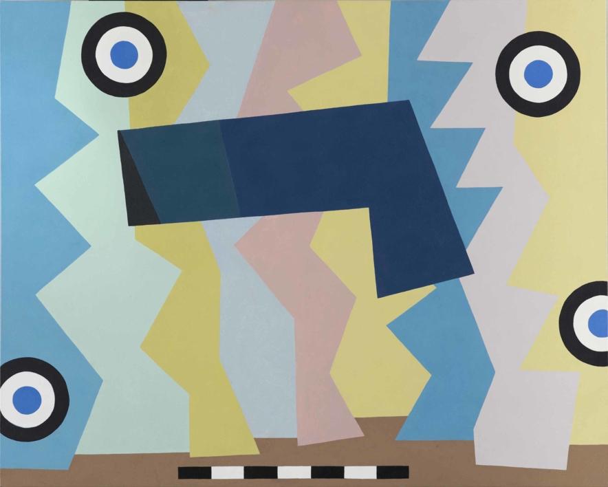 Sin título |Pintura de Hernan Pazos | Compra arte en Flecha.es