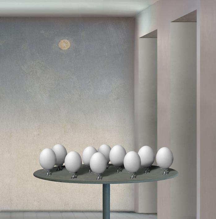 Huevos |Fotografía de Leticia Felgueroso | Compra arte en Flecha.es