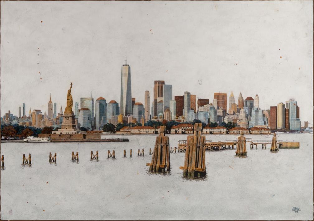 Great Manhattan |Fotografía de Carlos Arriaga | Compra arte en Flecha.es