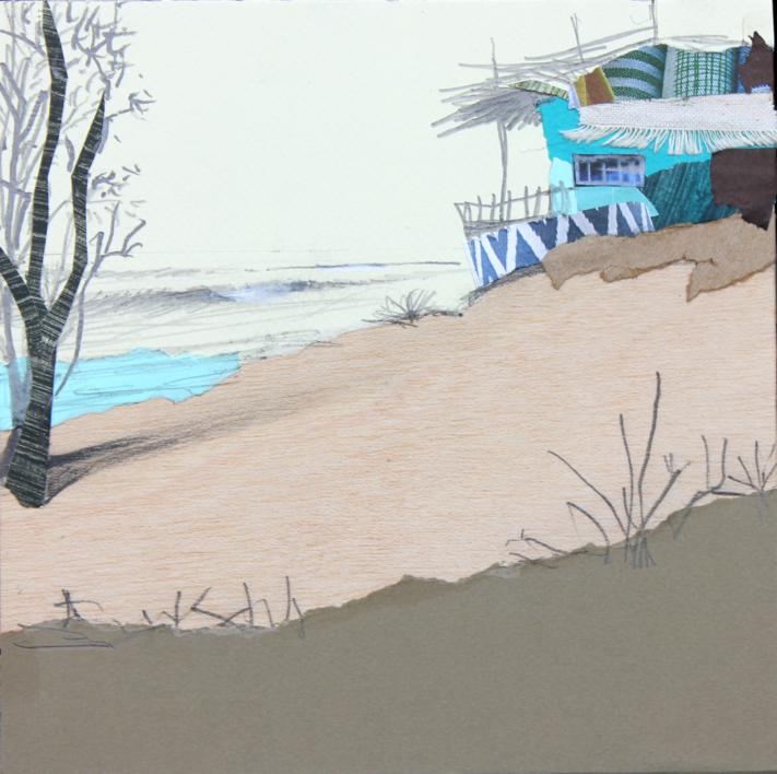 Septiembre  Collage de Eduardo Query   Compra arte en Flecha.es