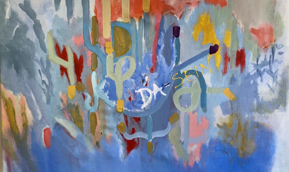 DASEIN III |Pintura de Iraide Garitaonandia | Compra arte en Flecha.es