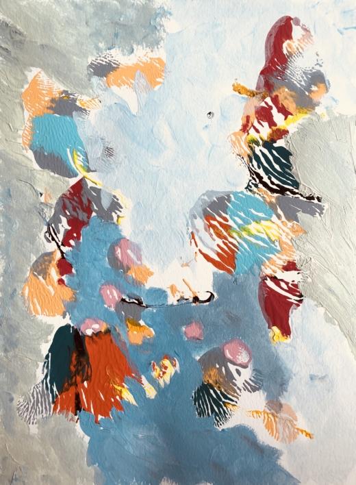 SERES II |Pintura de Iraide Garitaonandia | Compra arte en Flecha.es
