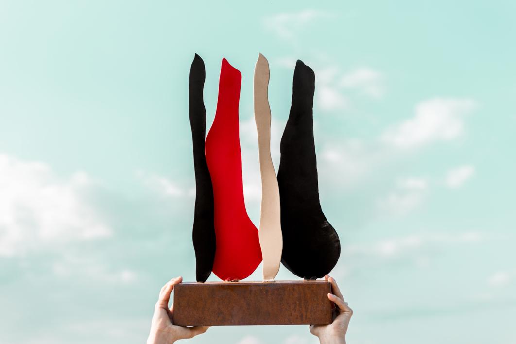 C7, Proyecto Dualidad | Escultura de Carmen Mora | Compra arte en Flecha.es