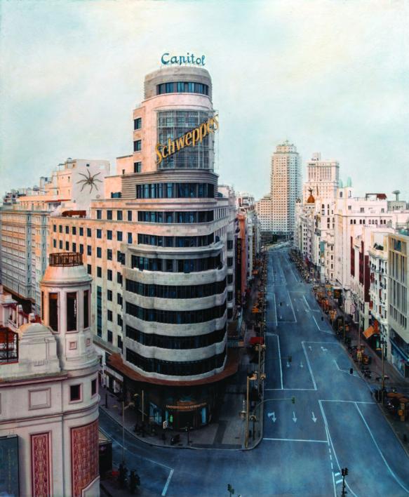 Callao Y Vacío |Fotografía de Carlos Arriaga | Compra arte en Flecha.es