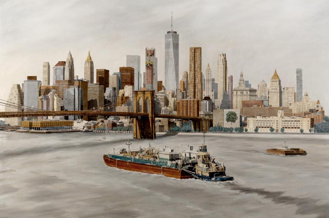 New Lower Manhattan |Fotografía de Carlos Arriaga | Compra arte en Flecha.es