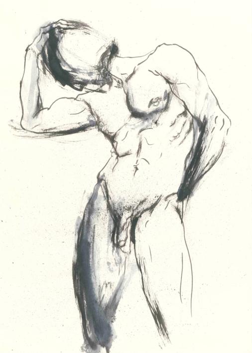 The Savage |Ilustración de Valero | Compra arte en Flecha.es