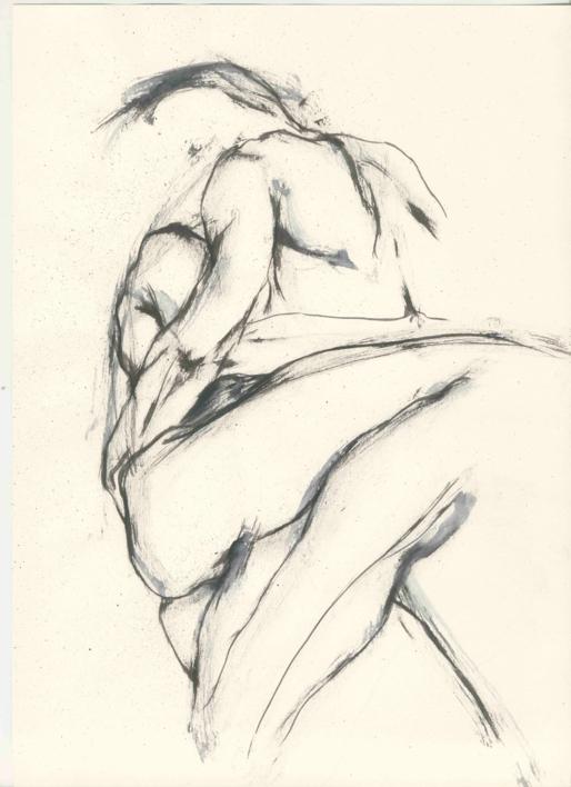 The Lovers |Ilustración de Valero | Compra arte en Flecha.es