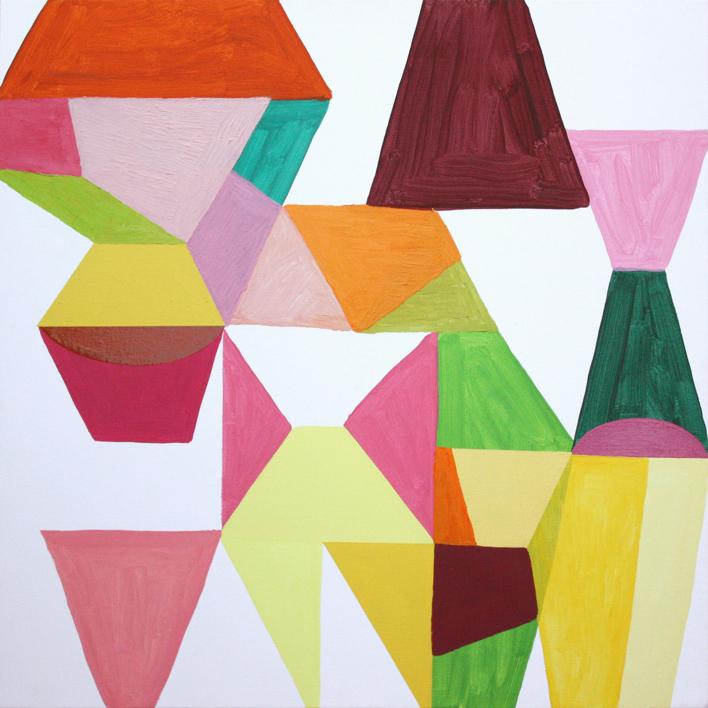 Quite like you |Pintura de Sergi Clavé | Compra arte en Flecha.es