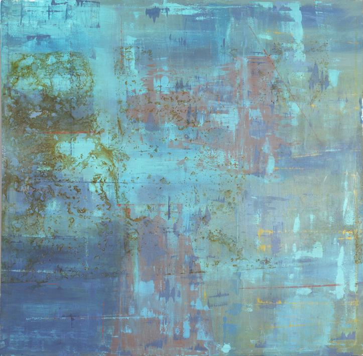Valor del Tiempo VIII |Pintura de Maria San Martin | Compra arte en Flecha.es